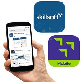 Mobile apps for Skillsoft and SumTotal